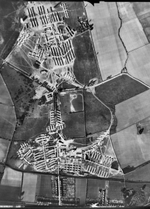 Bewdley Camps No.1 & 2, 4th May 1944 - copyright USAAF 31st Photo Reconnaissance Squadron